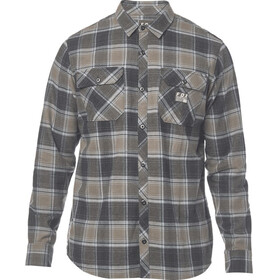 Fox Traildust Flannel Shirt Men bark